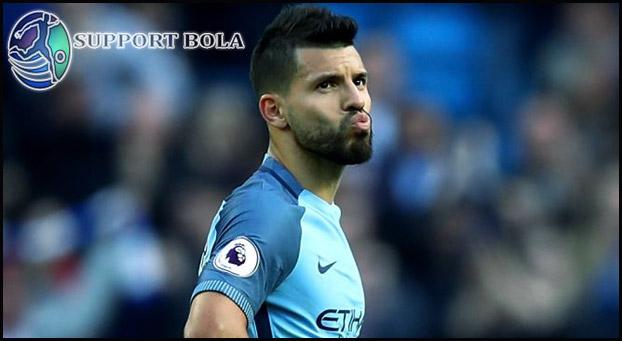 Kalah Dari Liverpool, Sergio Aguero Gagal Memenangkan Pertandingan