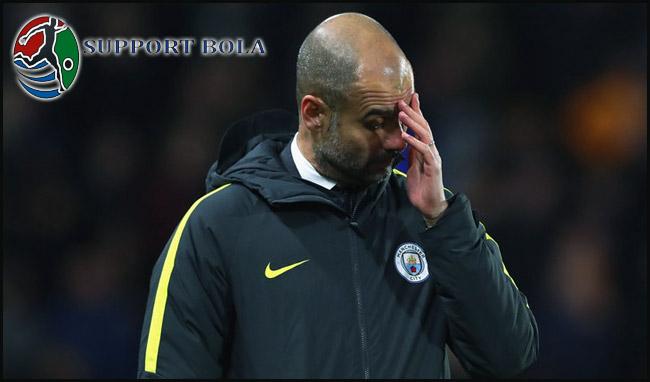 Kekalahahan Terburuk dari Karir Pelatih Manchester City, Josep Guardiola