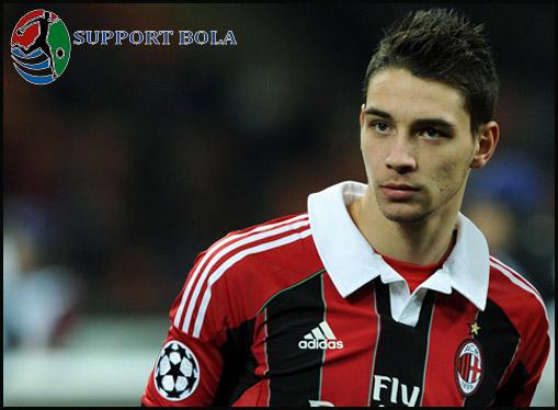 Mattia De Sciglio Kecewa AC Milan Kalah Karena Keputusan Wasit