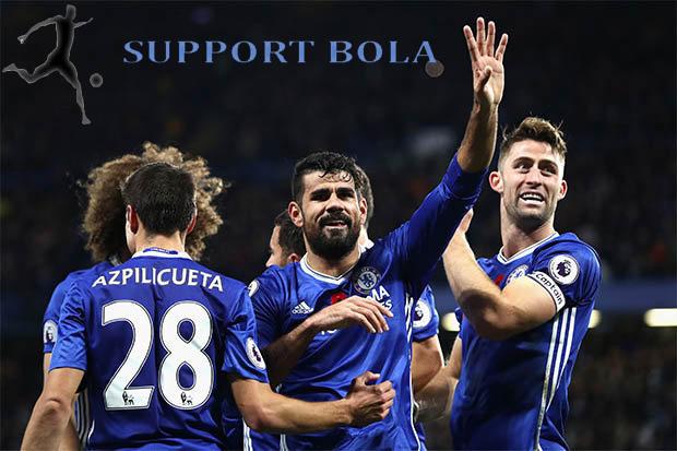 Suksesnya Chelsea Dan Trofi Premier League 2016