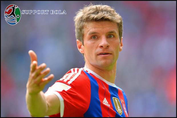 Takut Di Tinggal Costa, Chelsea Siapkan Datangkan Thomas Muller