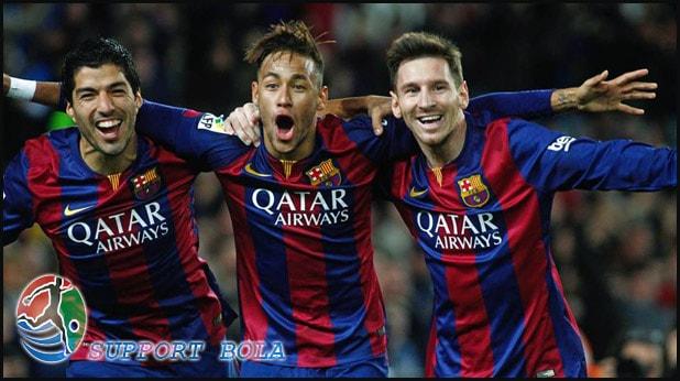Trio MSN Barcelona, Lawan Bilbao Termasuk Pertandingan Big Match