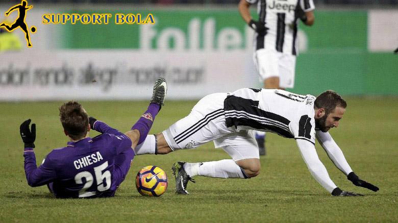 Juventus Takluk Di Tangan Fiorentina