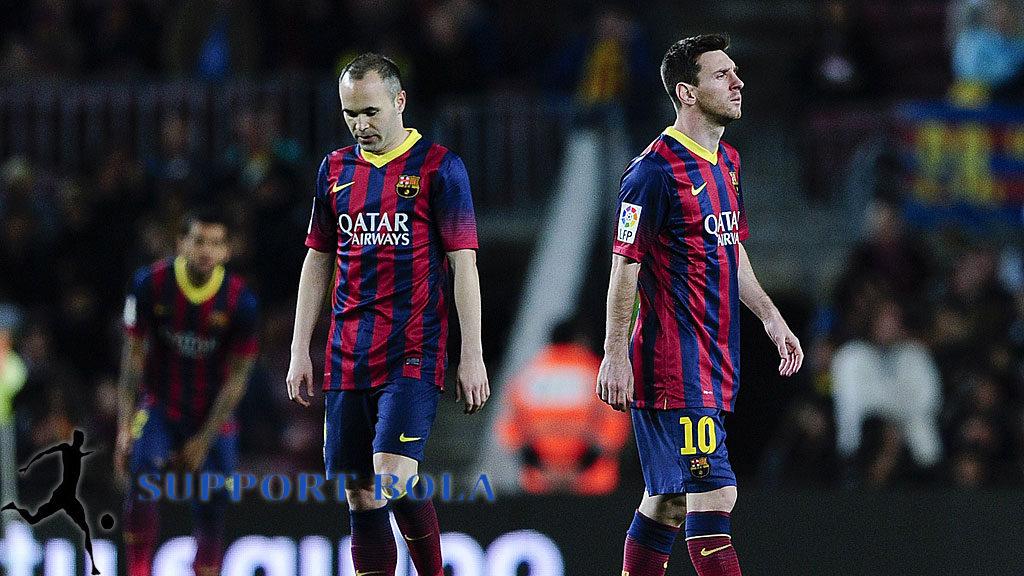 Tertahan Villarreal, Kali Ini Barcelona Gagal Lagi Gusur Sevilla