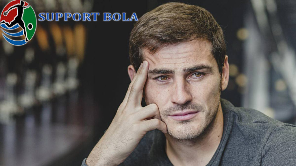 """CR7 Di Cemooh Saya Tak Habis Pikir Bisa Seperti Itu,""""Ungkap Casillas"""