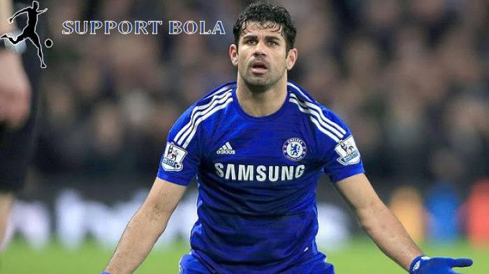 Minggu Depan Diego Costa Sudah Kembali Lagi Ke Tim Inti Chelsea