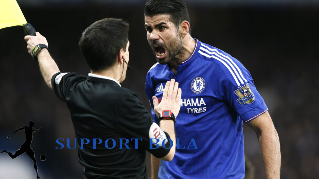 Sakit Hati Lagi, Diego Costa  Sakit Hati Lagi Dengan Wasit Premier League