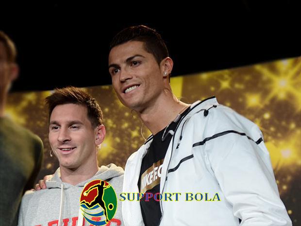 Seperti Binatang Buas, Julukan Yang Cocok Untuk Ronaldo Dan Messi