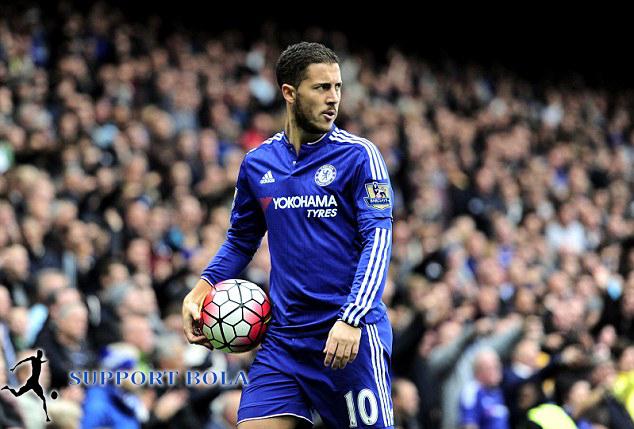 Pemain Terbaik Sepanjang Masa Bisa Jadi Itulah Gelar Untuk Hazard