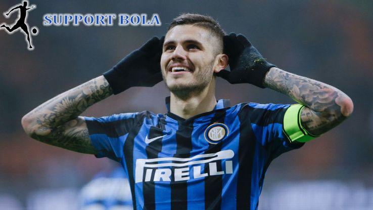 """Kali Ini Inter Berjalan Di Jalan Positif,"""" Ungkap Icardi"""