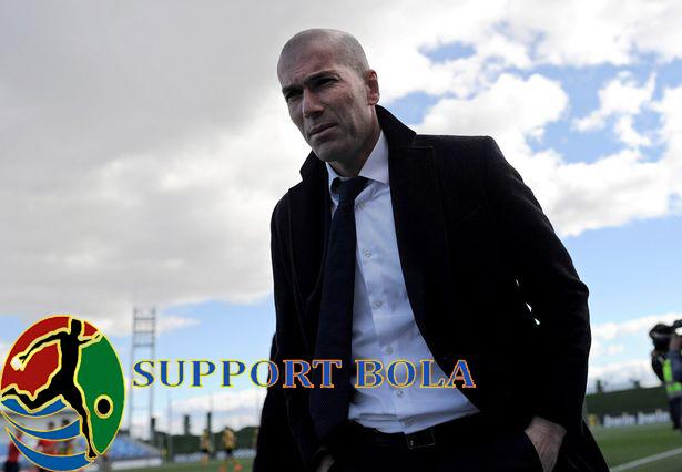 Kali Ini Zidane Minta Dukungan Dari Para Suporter Madrid