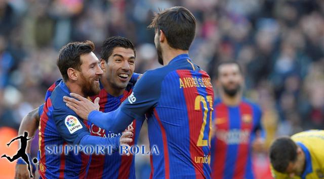 Barca Berhasil Bantai Las Palmas Dengan 5 Golnya Tanpa balas