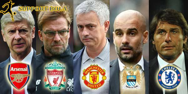 Setengah Musim : Chelsea Unggul, Liverpool Paling Top Di Enam Besar