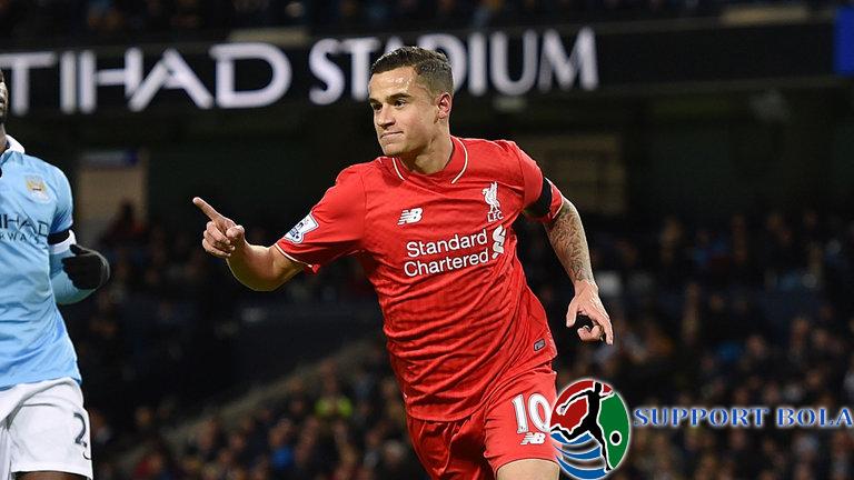 Sebentar Lagi Coutinho Menjadi Pemegang Rekor Gaji Tertinggi Di Liverpool