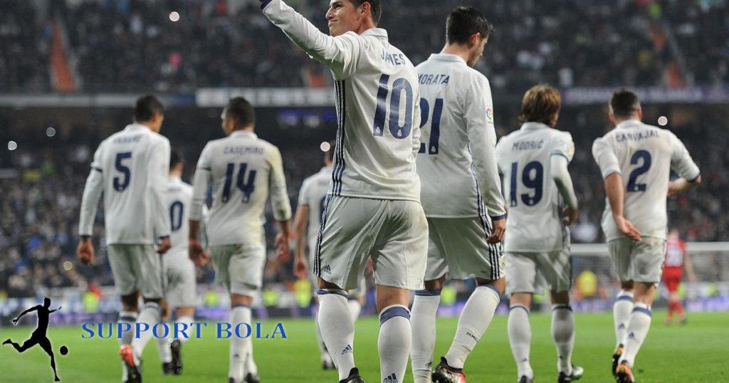 Real Madrid Berhasil Menyamai Rekor Barca Tak Terkalahkan Di 39 Laga