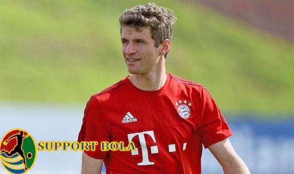 Muller Menjadi Buruan Madrid, Untuk Di Mintai tanda Tanggan
