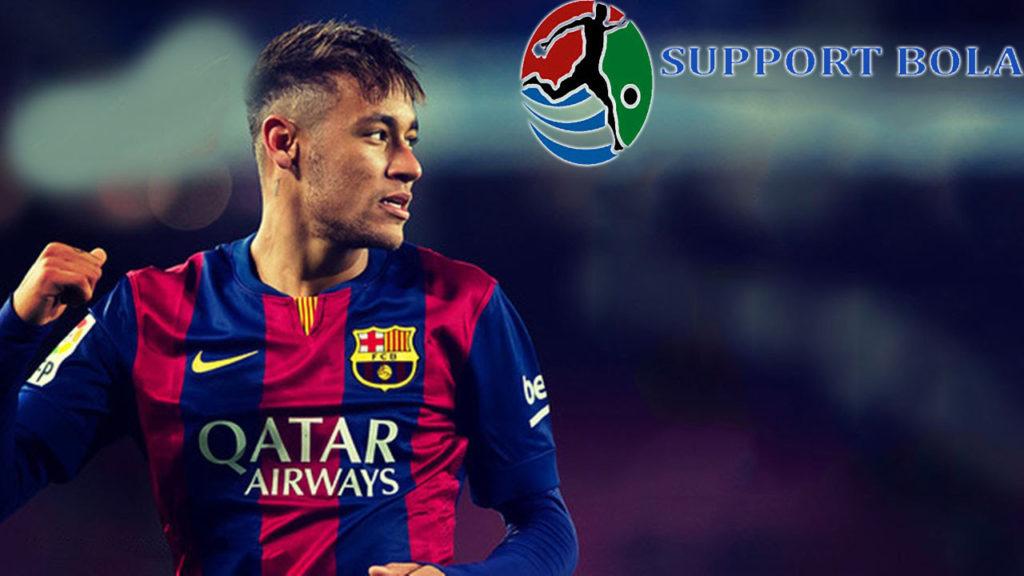 """Neymar Akan Menjadi Salah Satu Pemain Terbaik Dunia,""""Ungkap Ronaldinho"""