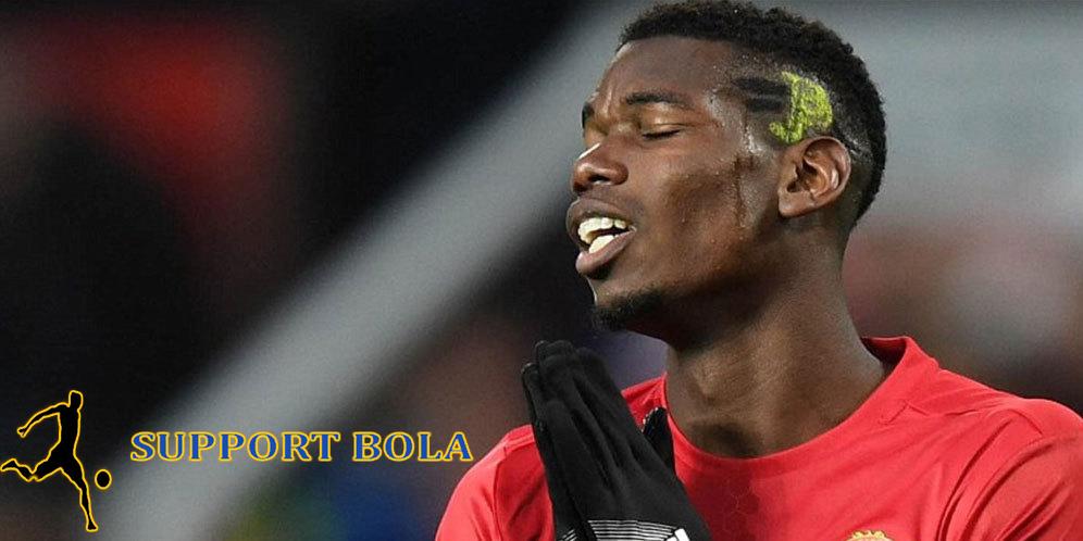 """Berharap Paul Pogba Tetap Terus Percaya Diri,""""Ungkap De Gea"""