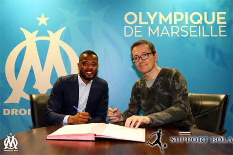 Ex Juventus Patrice Eva Resmi Bergabung Dengan Marseille