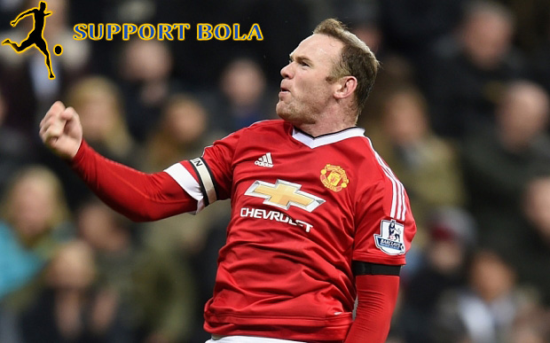 Rooney Sangat Layak Menjadi Legenda Dan Masuk Buku Sejarah MU