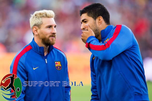 Suarez Mengatakan Media Berlebihan Memberitakan Messi