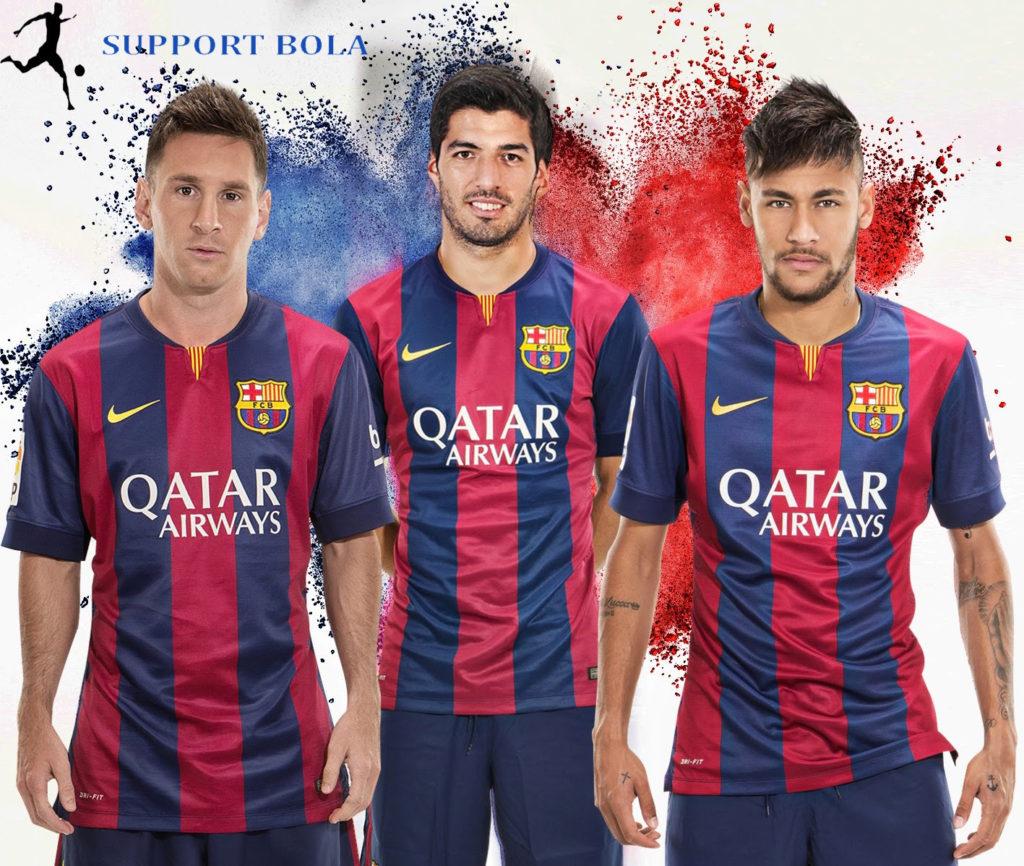 Akan Melawan Bilbao, Enrique Sangat Puas Dengan Kondisi Trio MSN