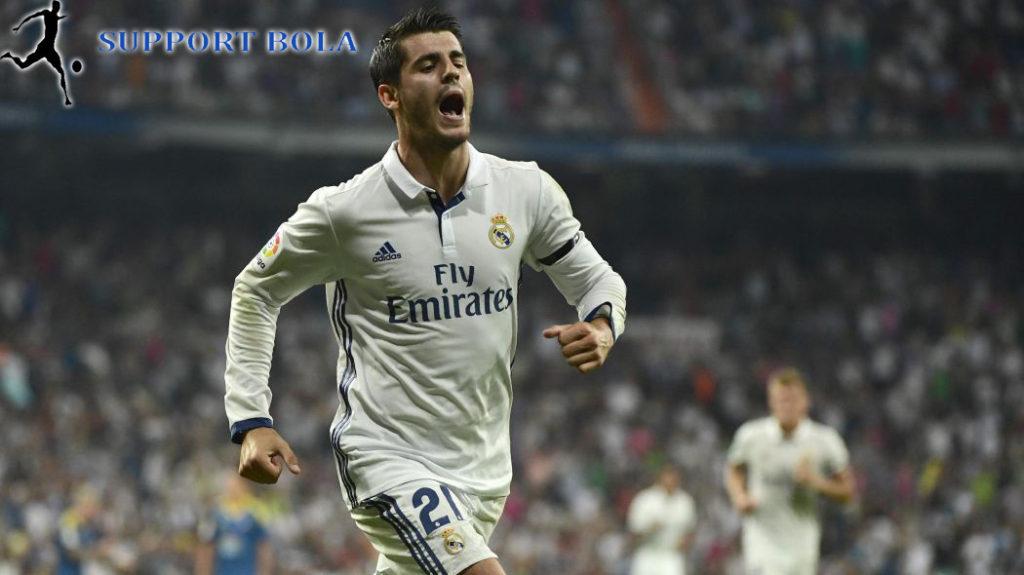 """Akan Tetap Setia Dengan Real Madrid,""""Ungkap Alvaro Morata"""
