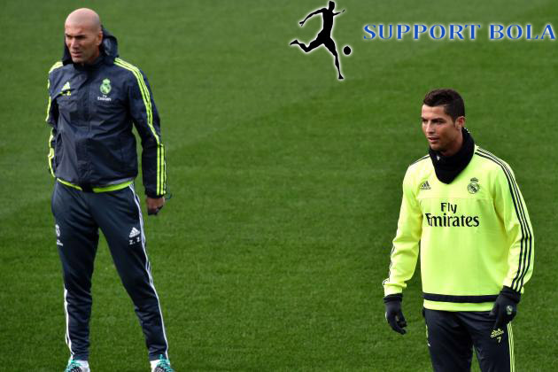Ronaldo Menyatakan Dirinya Siap Untuk Menggempur Sevilla