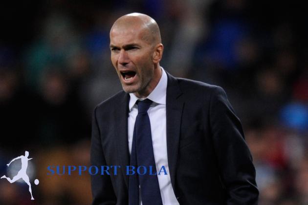 Meski Menang Zidane Masih Mengelukan Para Pemain Kenapa ?