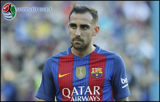 Cetak Gol Perdana, Paco Alcacer Berhasil Membantu Barcelona Menang