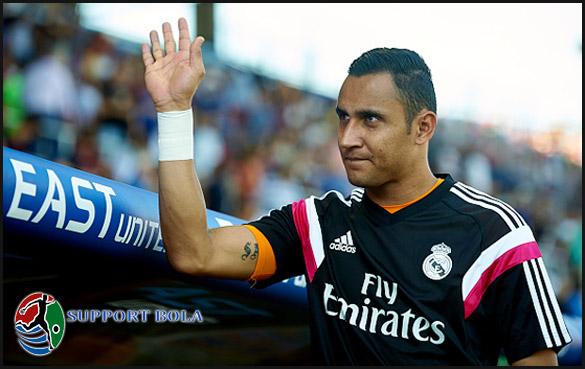 Keylor Navas Harus Bekerja Keras, Karena Ada Rumor Kepindahan Courtois ke Madrid