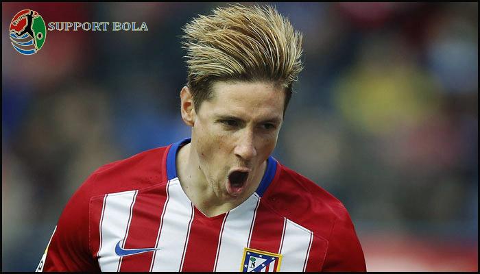 Kontrak Akan Habis, Atletico Madrid Cari Pengganti Fernando Torres