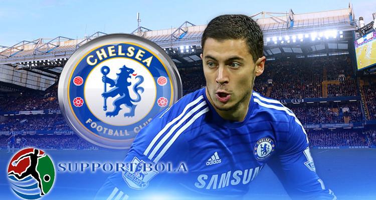 Chelsea terus Digempur Oleh Tim-tim Raksasa, Ucap Eden Hazard