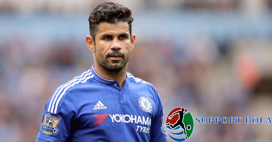 Diego Costa Geram Dan Bantah Bahwa Dirinya Akan Hengkang Dari Chelsea