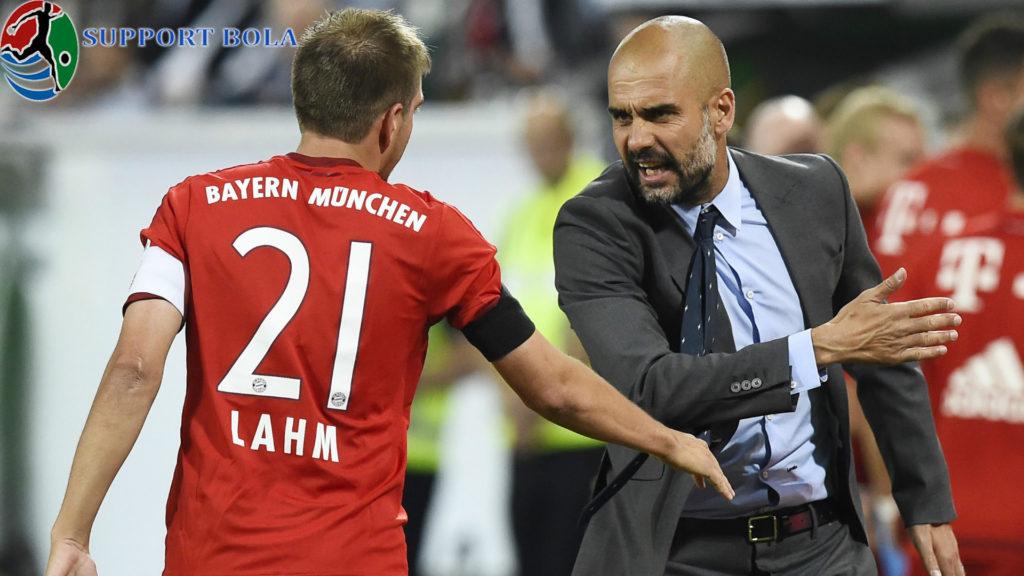 Di Masa Depan Lahm Masih Akan Selalu Di Terima Bayern