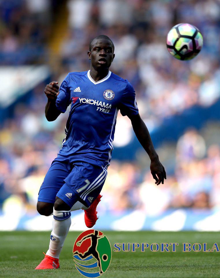 N'Golo Kante Menjadi SalaH Satu Pemain Yang Di Waspadai Arsenal