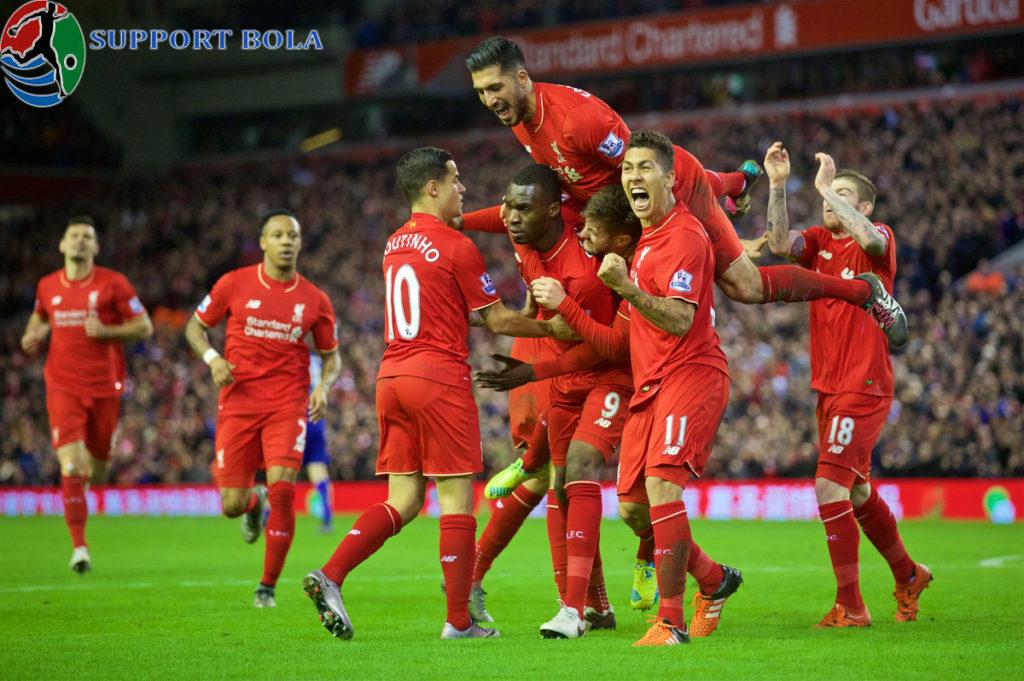 Liverpool Kembali Ke Jalur Positif Dan Tidak Mau Kehilangan Momentum