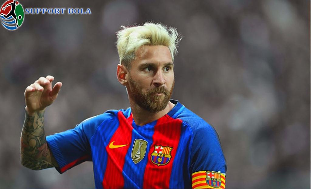 Risiko Dari Akumulasi Kartu Enrique Tetap Yakin Dengan Messi