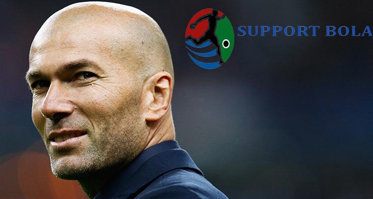 Madrid Senang akan Kebijakan dari Sang Manager, Zinedine Zidane