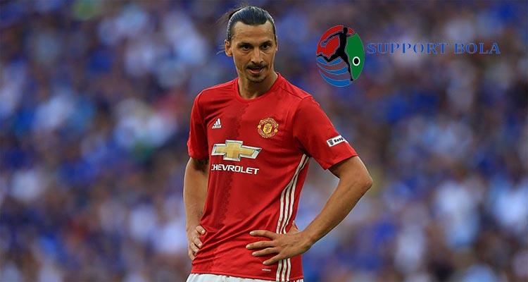 Zlatan Ibrahimovic Akan Menaikkan Prestasi Manchester United