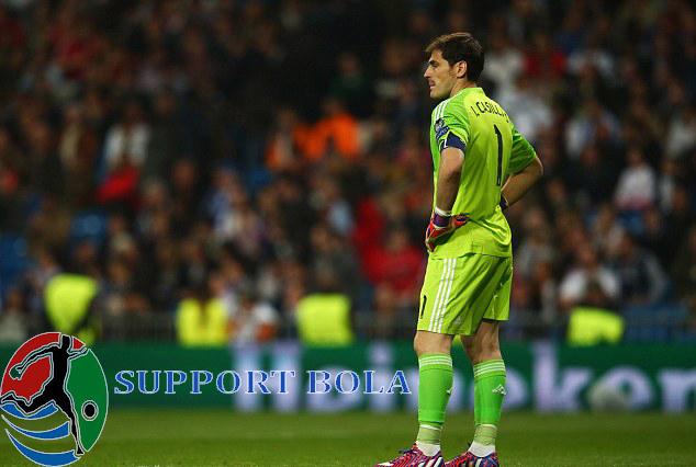 Timnas Spanyol Masih Saaggat Berharap Dan Terbuka Untuk Casillas