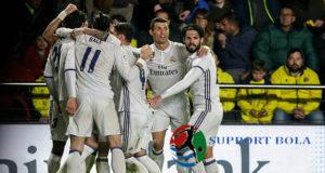 Real Madrid Di beritakan Menang Karena Wasit Menurut Pers Catalan