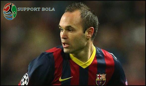 Kandidat Pemain Pengganti Andres Iniesta Di Camp Nou