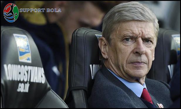 Menurut Arsene Wenger, Posisi Empat Besar Sangatlah Sulit Untuk Arsenal