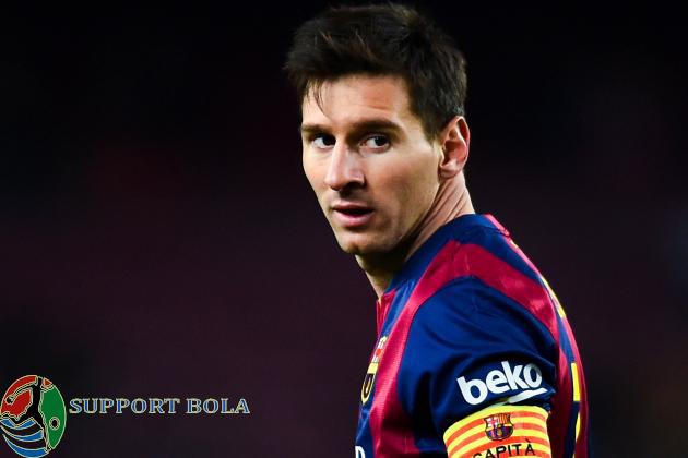 Messi Sepertinya Lolos Dari Laporan Komite RFEF