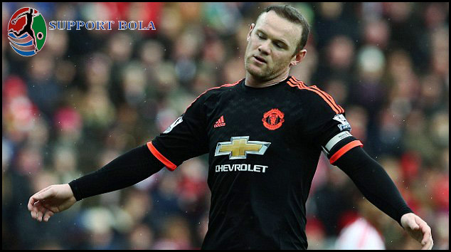 Pemain Yang Bisa Menggantikan Posisi Wayne Rooney Di United