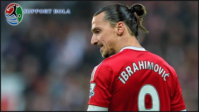 Striker Pengganti Zlatan Ibrahimovic di Mancheter United