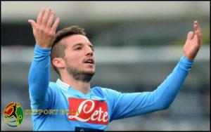 Tolak Tawaran Napoli, Dries Mertens Lebih Tertarik Ke Manchester United