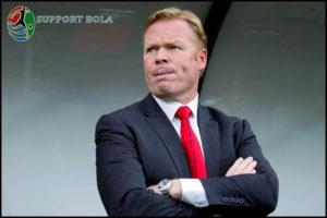 Kalah Dari Liverpool, Ronald Koeman Tetap Puji Tim Asuhnya