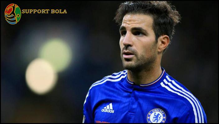 Banyak Diminati, Cesc Fabregas Akan Tetapi Di Stamford Bridge